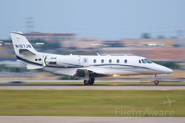 Cessna Citation Excel/XLS (N167JN)