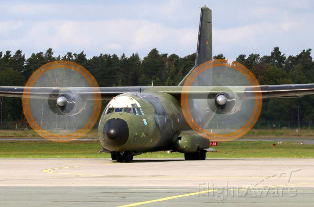 TRANSALL C-160 (GAF5054)