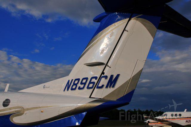 Beechcraft Super King Air 200 (N896CM)