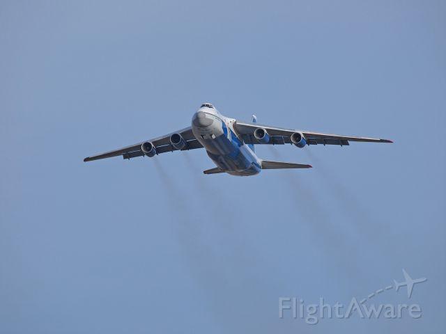 Antonov An-124 Ruslan (N82075)