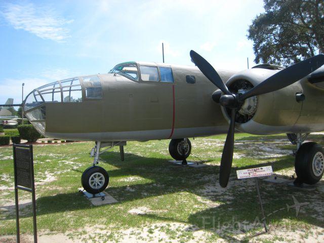 North American TB-25 Mitchell — - B-25 Mitchell