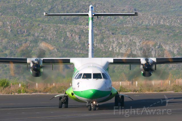 ATR ATR-72 (EC-JEH) - Tenerife Nortebr /21/06/2016