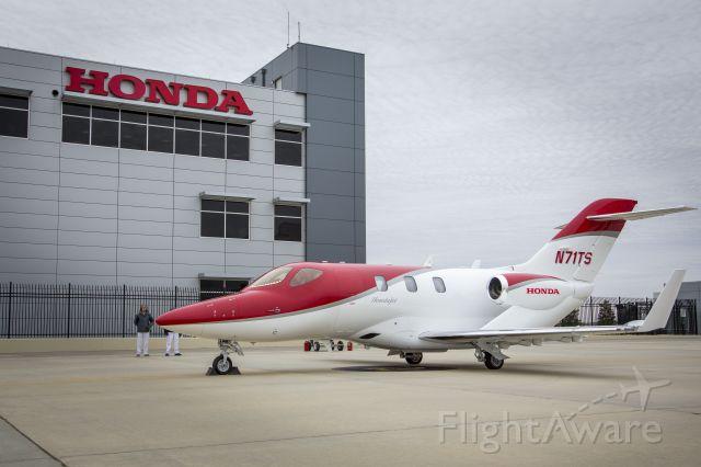 Honda HondaJet (N71TS)