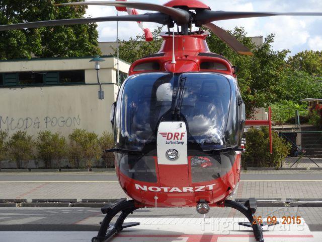 Eurocopter EC-635 (D-HDRS) - Eurocopter EC-H135, DRF, Klinikum Uckermark D-Schwedt/O.first flight: 08/2015