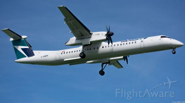 de Havilland Dash 8-400 (C-GWEN)
