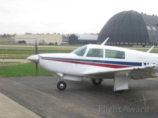 Mooney M-20 Turbo (N500B)