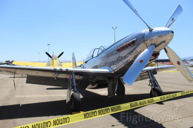 North American P-51 Mustang (N4223A)