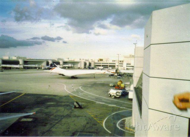 Aerospatiale Concorde (G-BNLF)