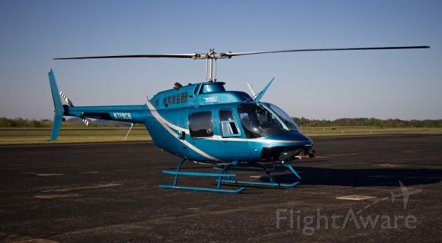 Bell JetRanger (N719CB)