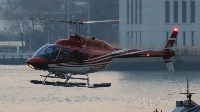 Bell JetRanger (N408MR)