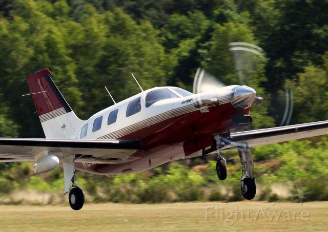 Piper Malibu Mirage (N22SY)