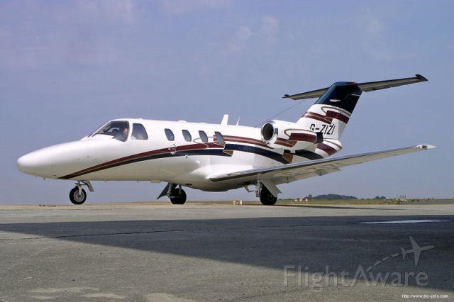 Cessna Citation V (G-ZIZI)