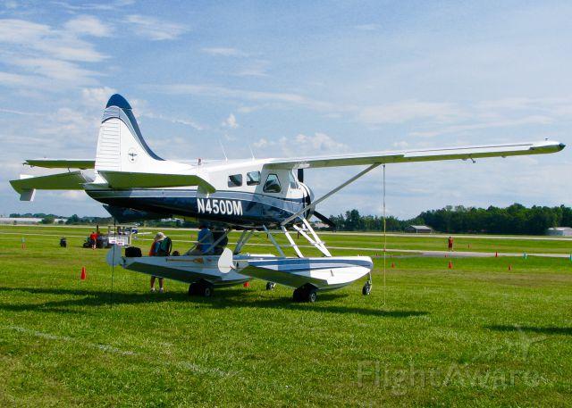 De Havilland Canada DHC-2 Mk1 Beaver (N450DM) - AirVenture 2016.