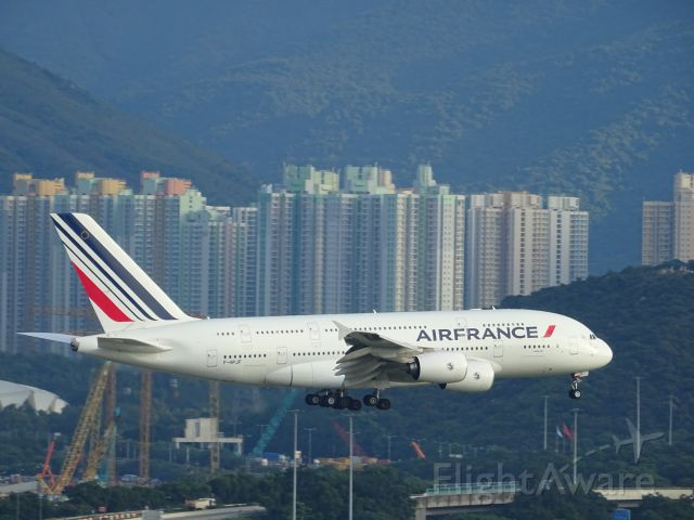 Airbus A380-800 (F-HPJF)