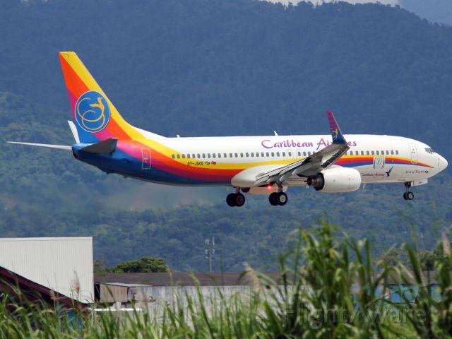 Boeing 737-800 (9Y-JMA)