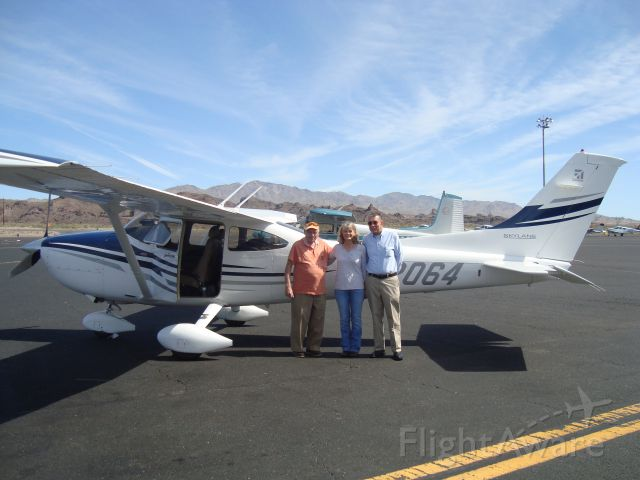 Cessna Skylane (N22064) - A very happy day!