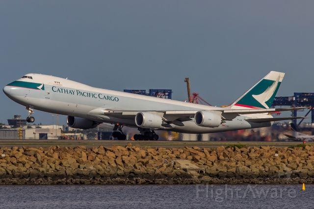 BOEING 747-8 (B-LJH)