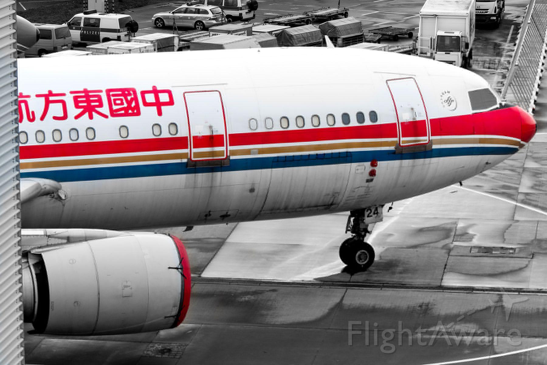 Airbus A300F4-600 (B-2324)