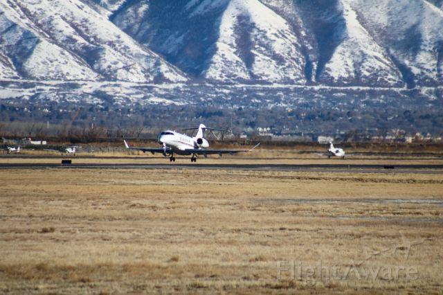 Canadair Challenger 350 (N776QS)