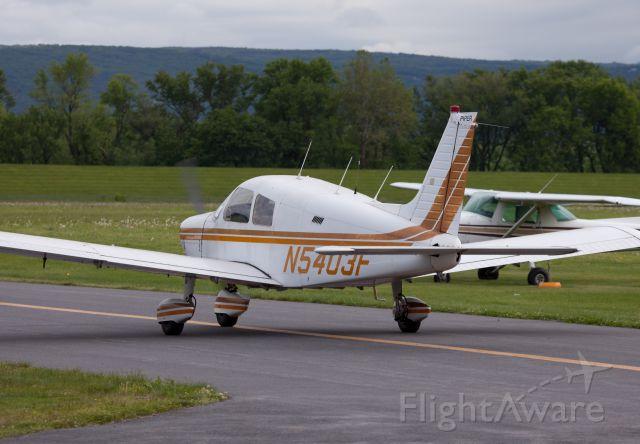 Piper Cherokee (N5403F)