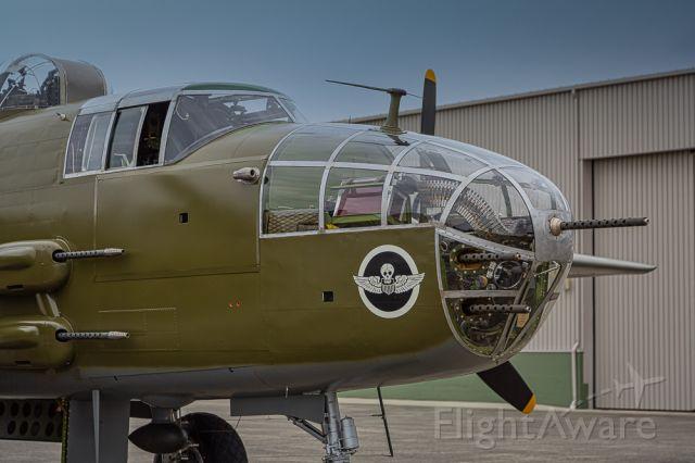 North American TB-25 Mitchell — - North American B-25 Mitchell