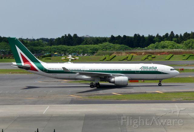 Airbus A330-200 (EI-EJH) - Taxing at Narita(NRT) 2018/04/26