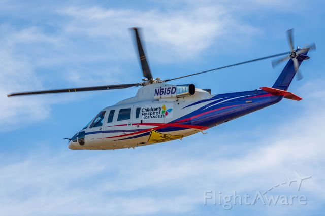 Sikorsky S-76 (N615D) - Children