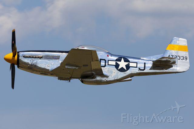 North American P-51 Mustang (N51JC)