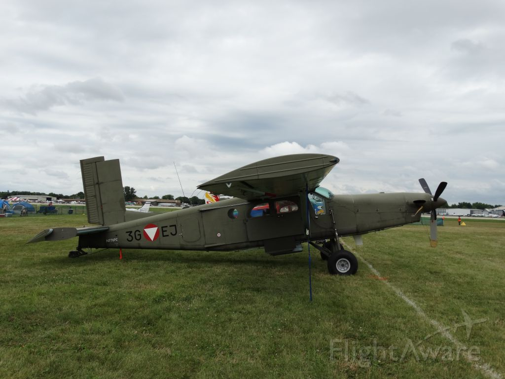 N776PC — - Pilatus PC-6/B2-H2 Turbo Porter (C/N 775)