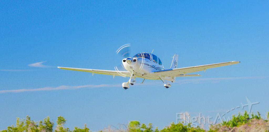 Cirrus SR-22 (N434SR) - Taking off from the beautiful Jekyll Island, GA airport Sunday, January 6, 2019.