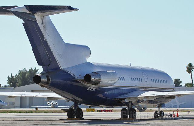 BOEING 727-200 (N727AH) - At the Van Nuys Airport in California.
