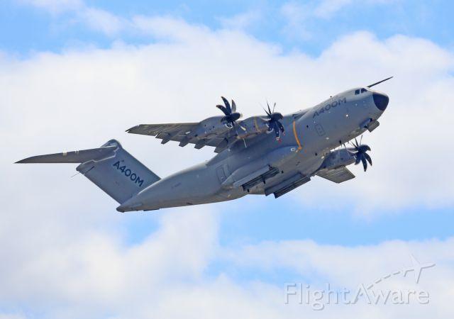 AIRBUS A-400M Atlas (F-WWMS) - A400M EN TEST LE 09-07-2014 A TOULOUSE BLAGNAC