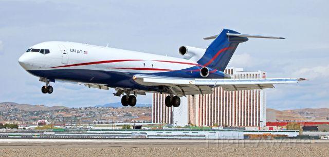 BOEING 727-200 (N727US) - JUS
