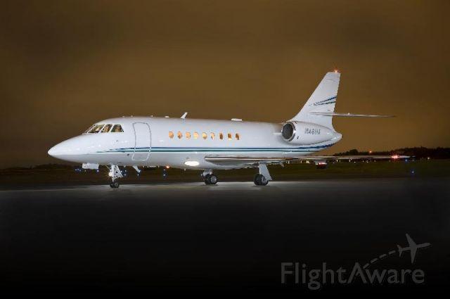 Dassault Falcon 2000 (N46HA)