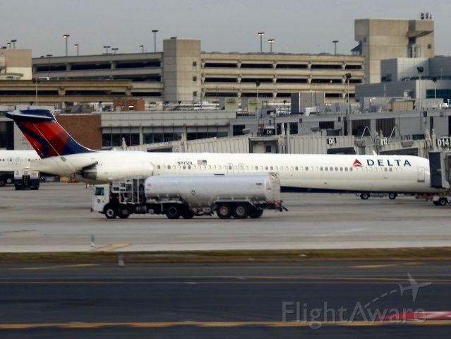 McDonnell Douglas MD-88 (N915DL) - DAL1108 PHL-ATL