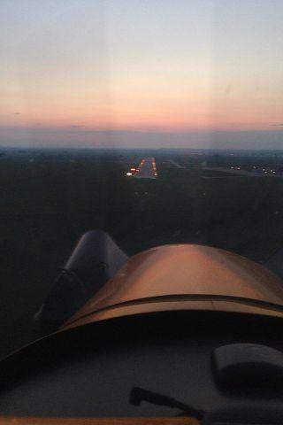 WITTMAN W-10 Tailwind (N289RV) - Evening flight