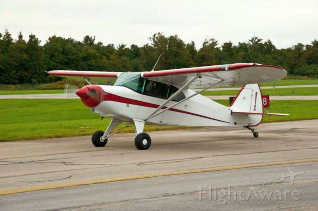 Piper PA-16 Clipper (N5914H)
