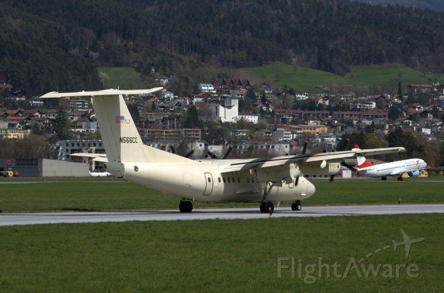 De Havilland Canada Dash 7 (N566CC)