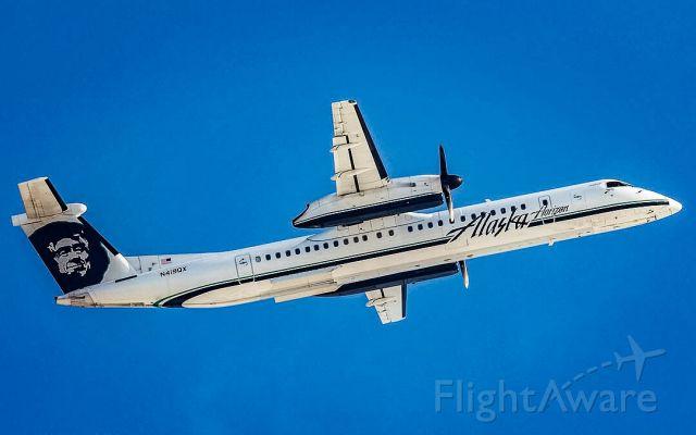 de Havilland Dash 8-100 (N419QX)