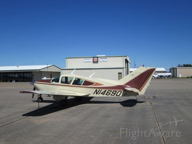 BELLANCA Viking (N14690) - Deming NM Sept 23, 2013