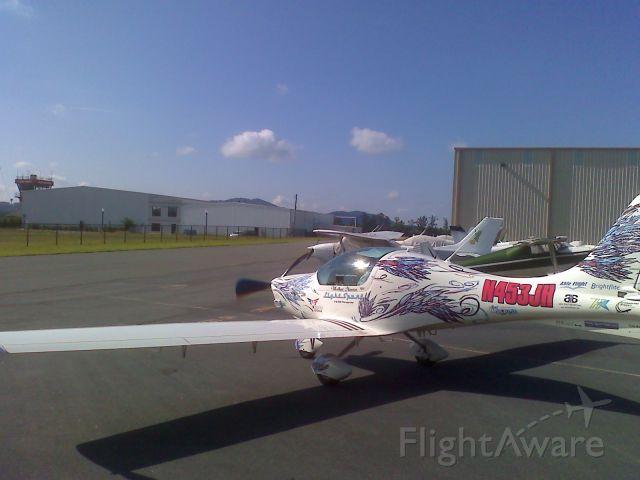 FLÄMING AIR FA-04 Peregrine (N453JH) - Peregrine