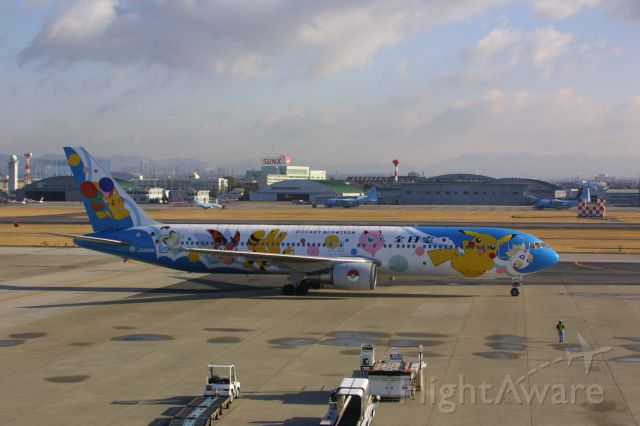 BOEING 767-300 (JA8288)