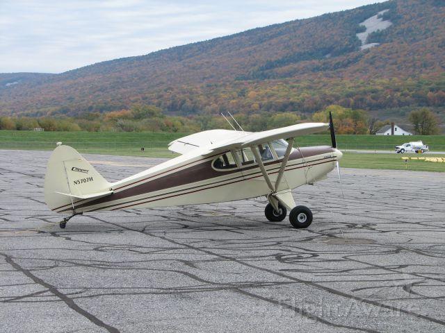 Piper PA-16 Clipper (N5707H)
