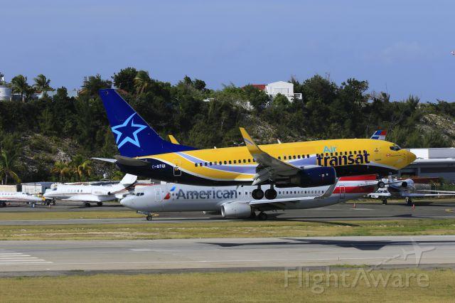 Boeing 737-700 (C-GTQI) - Air Transat C-GTQI
