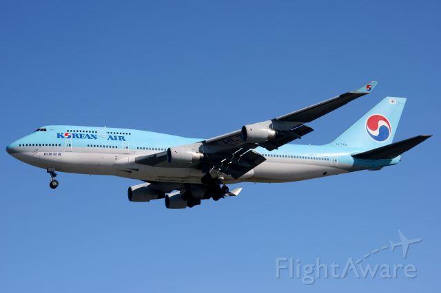 Boeing 747-400 (HL7404)