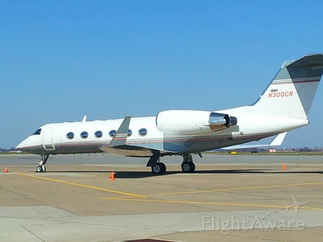 Gulfstream Aerospace Gulfstream IV (N300CR) - Welcome to Pittsburgh!