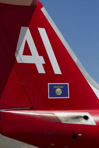 British Aerospace BAe-146-200 (N471NA)