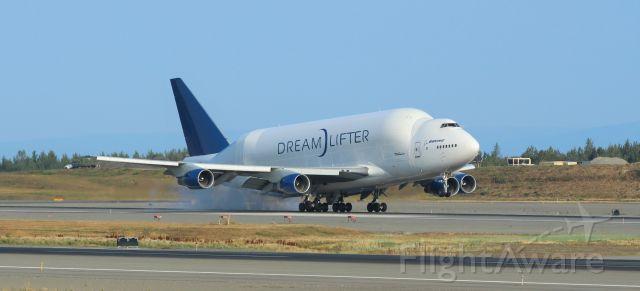 Boeing Dreamlifter (N249BA)