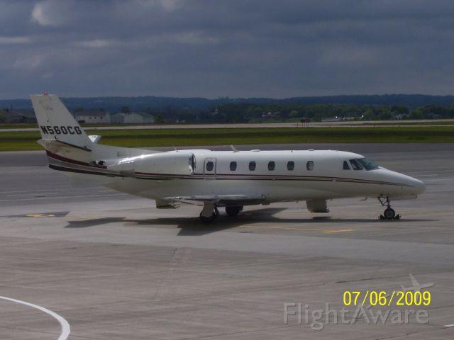 Cessna Citation V (N560CG)