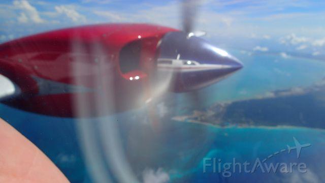 Piper Aerostar (N90509) - Heading to Staniel Cay Bahamas